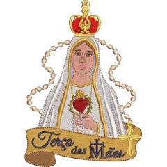 OUR LADY OF FATIMA ROSARY MOTHER