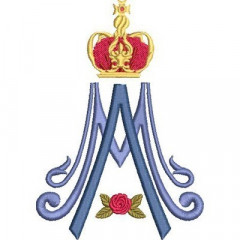 MARIAN WITH CROWN 4
