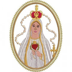 OUR LADY OF FATIMA MEDAL 2
