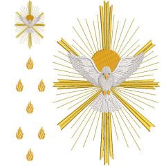 PENTECOST GALLON SET 2