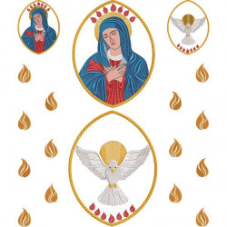 PENTECOST GALLON SET 3