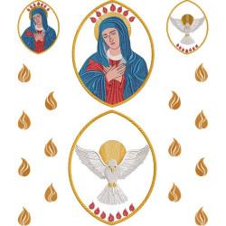 CONJUNTO PARA GALÃO PENTECOSTES 3