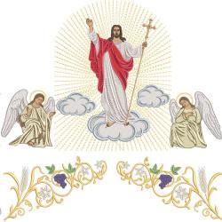 RESURRECTED JESUS SET 139