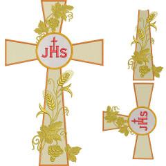 47 CM JHS CROSS IN 2 STEPS
