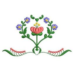FLOWERS KALOCSAI 13