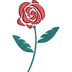STYLIZED ROSE 1