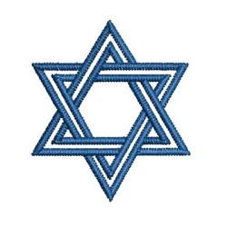 STAR OF DAVID 3 CM