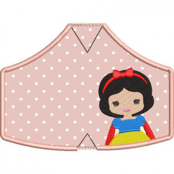 6 MASKS OF PROTECTION PRINCESS FROM 12 XS TO XL