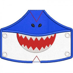 6 MASKS OF PROTECTION FROM XS TO XXL SHARK 2
