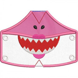 6 MASKS OF PROTECTION FROM XS TO XXL SHARK 3