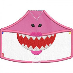 6 MASKS OF PROTECTION FROM XS TO XXL SHARK 9