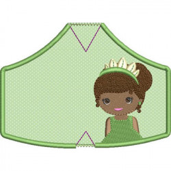 6 MASKS OF PROTECTION PRINCESS FROM 10 XS TO XL