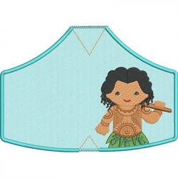 6 MASKS OF PROTECTION HAWAIIAN 1 FROM XS TO XL