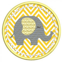 ELEPHANT APPLIED BACKGROUND 1