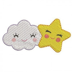 CLOUD AND STAR