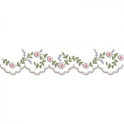 EDGING CUTTING FLORAL 32