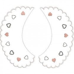 BABY COLLAR 25 SIZE S