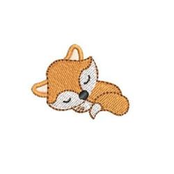 BABY FOX DORMIR