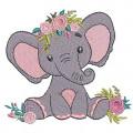 ELEPHANT WITH ...