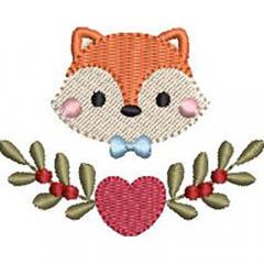 FRAME BABY FOX 4