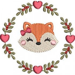 FRAME BABY FOX 6