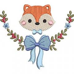 FRAME BABY FOX 9