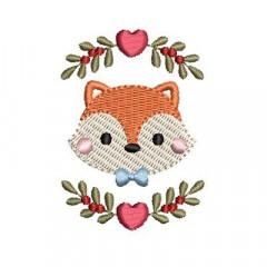 FRAME BABY FOX 12