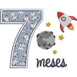 MESVERSÁRIO 7 MESES MENINO