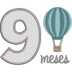 MESVERSÁRIO 9 MESES MENINO