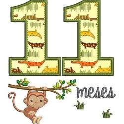 MESVERSÁRIO 11 MESES MENINO