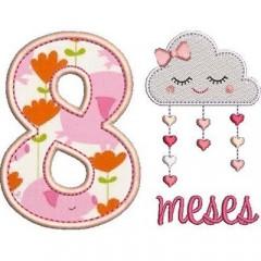 8 MONTHS GIRL PT