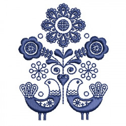 SCANDINAVIAN FOLK ART 8