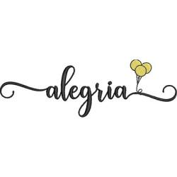 ALEGRÍA