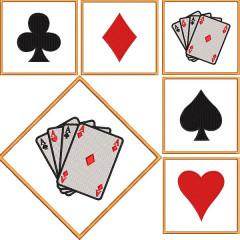 TOWEL PACKAGE OF CARD GAMES