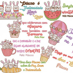 EASTER MESSAGE PACKAGE PT