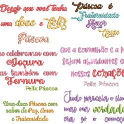 PACOTE MENSAGENS DE PÁSCOA
