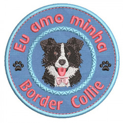 I LOVE MY BORDER COLLIE 2