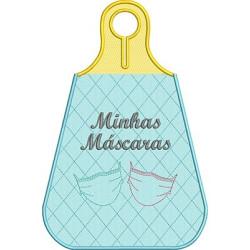 2 PUERTA MASCARILLA MINHAS MÁSCARAS