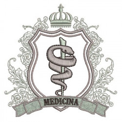 ESCUDO DE MEDICINA 14