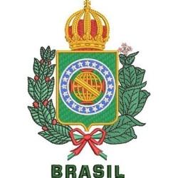 ESCUDO DEL IMPERIO DE BRASIL