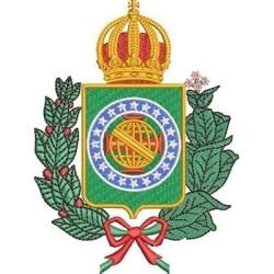 ESCUDO BRASIL IMPERIAL 4