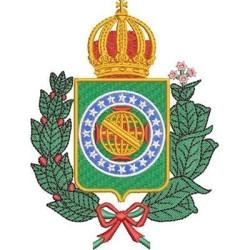 ESCUDO BRASIL IMPERIAL 5