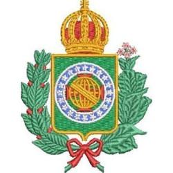 ESCUDO BRASIL COLÔNIA 6