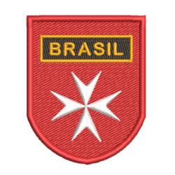 ESCUDO ORDEM DE MALTA BRASIL