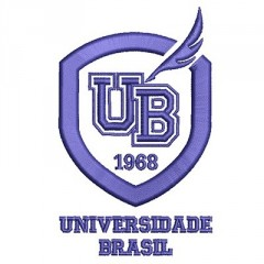 UNIVERSITY BRAZIL SHIELD