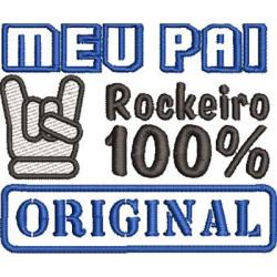MI PADRE ROCKEIRO 100% ORIGINAL PT