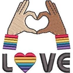 LOVE LGBT 6