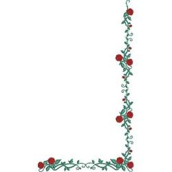 CORNER L OF ROSES