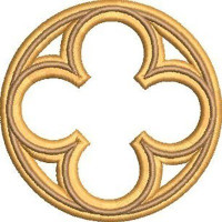 MARCO DE CRISTAL RELIGIOSO