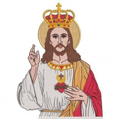 CHRIST KING 26 CM